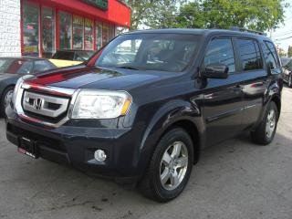 Used 2010 Honda Pilot EX-L 4WD 8 Passenger for sale in London, ON