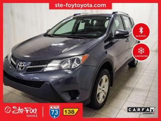 Used 2014 Toyota RAV4 LE * AWD *Air Climatisé * Groupe Électrique * AWD for sale in Québec, QC