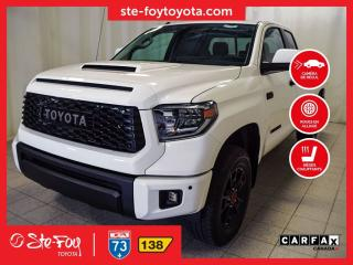 Used 2019 Toyota Tundra 4x4 DBL CAB TRD PRO for sale in Québec, QC