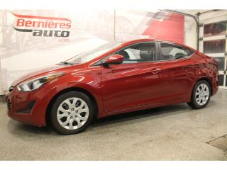 Used 2014 Hyundai Elantra GL for sale in Lévis, QC