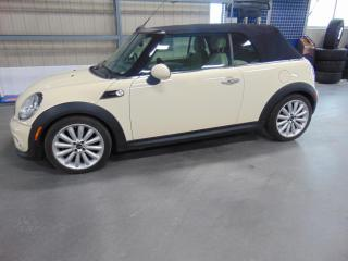 Used 2013 MINI Cooper Convertible for sale in Amos, QC