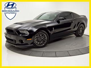 Used 2014 Ford Mustang Shelby GT500 663 HP for sale in Brossard, QC