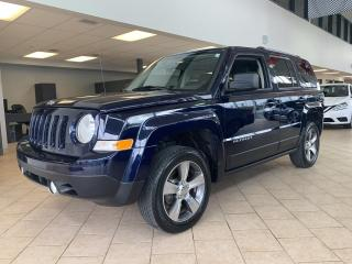 Used 2016 Jeep Patriot HIGH ALTITUDE 4X4 CUIR TOIT for sale in Pointe-Aux-Trembles, QC