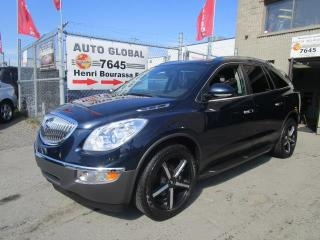 Used 2011 Buick Enclave FWD CX MAGS 20PO 7 Passagers Air Climati for sale in Montréal, QC