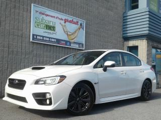 Used 2017 Subaru WRX Sport*106$\sem*toit*mags*camera*awd*turbo for sale in Richelieu, QC