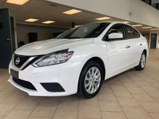 Used 2017 Nissan Sentra SV Toit Ouvrant for sale in Pointe-Aux-Trembles, QC