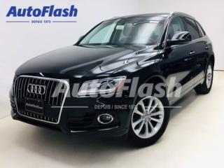 Used 2016 Audi Q5 2.0T *GPS/Camera *Toit-Pano-Roof *Park assist* for sale in St-Hubert, QC