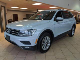 Used 2018 Volkswagen Tiguan Trendline 4motion A/C Cam de Recul for sale in Pointe-Aux-Trembles, QC