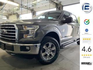Used 2016 Ford F-150 XLT | SUPERCREW for sale in St-Hyacinthe, QC