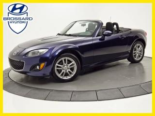 Used 2012 Mazda Miata MX-5 GX, CRUISE, GROUPES ÉLECTRIQUES for sale in Brossard, QC