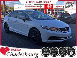 Used 2015 Honda Civic LX**AUTOMATIQUE**BANCS CHAUFFANT** for sale in Charlesbourg, QC