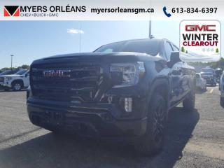 New 2020 GMC Sierra 1500 Elevation  - OnStar for sale in Orleans, ON
