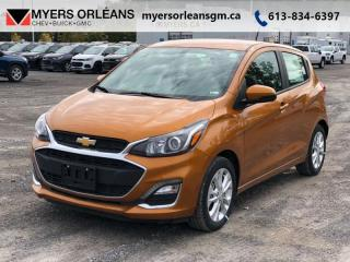Used 2019 Chevrolet Spark 1LT  - SIriusXM - Rearview Camera for sale in Orleans, ON