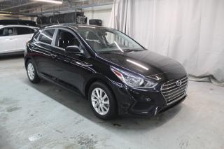 Used 2019 Hyundai Accent Preferred (A/C,BLUETOOTH,CAMERA) for sale in St-Constant, QC