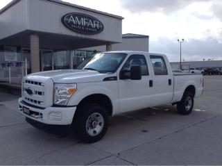 Used 2015 Ford F-250 4x4 / CREW CAB / GREAT  WORK TRUCK for sale in Tilbury, ON
