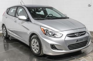 Used 2016 Hyundai Accent A/C for sale in St-Hubert, QC