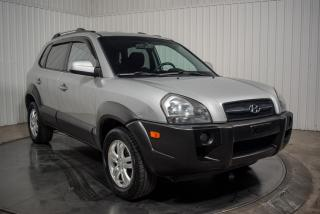 Used 2008 Hyundai Tucson AUTO, A/C, MAGS 16 for sale in St-Hubert, QC