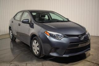 Used 2015 Toyota Corolla LE ECO A/C CAMERA DE RECUL for sale in St-Hubert, QC