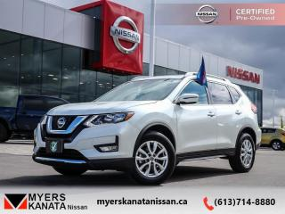 Used 2019 Nissan Rogue AWD SV w/Moonroof Pkg  - Heated Seats - $189 B/W for sale in Kanata, ON