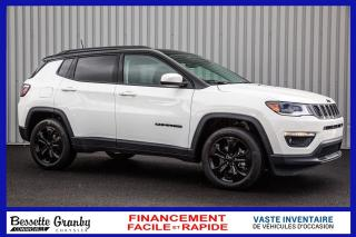 Used 2019 Jeep Compass Altitude-Toit Pano-Navigation for sale in Cowansville, QC