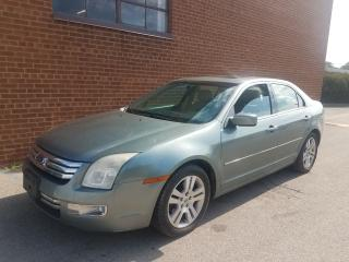 Used 2006 Ford Fusion leather-sunroof-full service record for sale in Oakville, ON