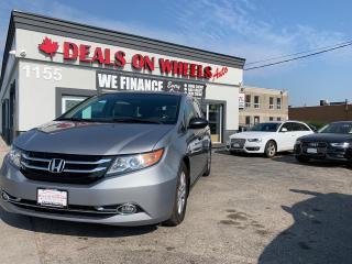 Used 2016 Honda Odyssey SE for sale in Oakville, ON