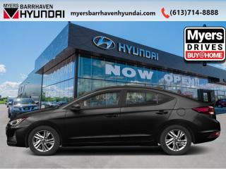 New 2020 Hyundai Elantra Preferred w/Sun & Safety Package IVT  - $151 B/W for sale in Nepean, ON