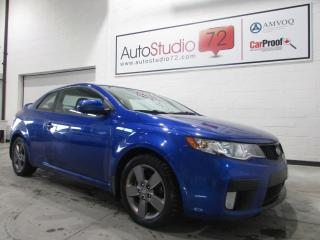 Used 2012 Kia Forte Koup EX **AUTO**TOIT**MAGS**DEMARREUR** for sale in Mirabel, QC