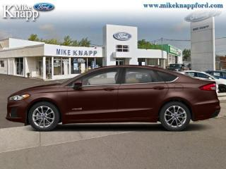 Used 2019 Ford Fusion SE  - Heated Seats for sale in Welland, ON