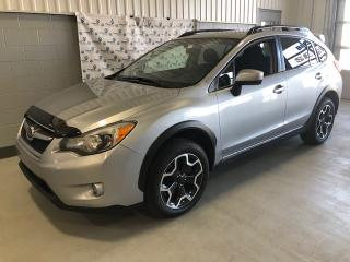 Used 2015 Subaru XV Crosstrek XV CROSSTRECK TOURING for sale in Chicoutimi, QC