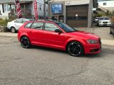 Photo of Red 2013 Audi A3