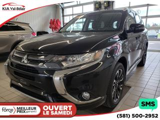 Used 2018 Mitsubishi Outlander *SE*CAMÉRA*4X4* AIR*CRUISE*BLUETOOTH* for sale in Québec, QC