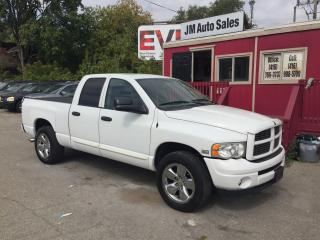 Used 2004 Dodge Ram 1500 4X4 HEMI for sale in Toronto, ON