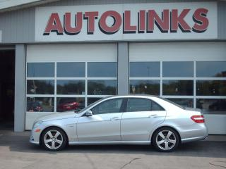 Used 2011 Mercedes-Benz E-Class E 350   low low kms for sale in St Catharines, ON