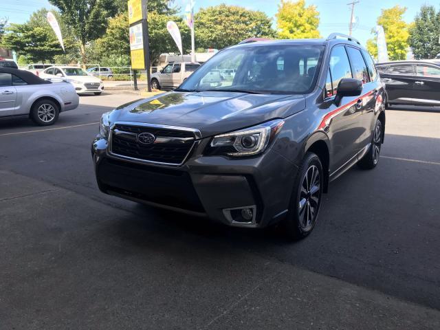 2017 Subaru Forester XT Limited w/Tech Pkg