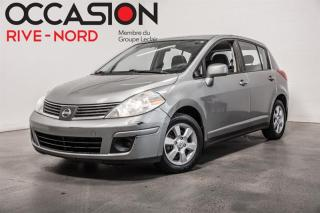 Used 2008 Nissan Versa S Automatique- Air Clim+++ for sale in Boisbriand, QC