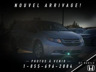Used 2014 Honda Odyssey Familiale tourisme. 4 portes avec RES et for sale in St-Basile-le-Grand, QC