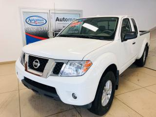Used 2017 Nissan Frontier SV PRIVILÈGE KING CAB for sale in Rouyn-Noranda, QC