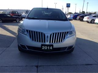 Used 2014 Lincoln MKX AWD / LOADED / NO PAYMENTS FOR 6 MONTHS !! for sale in Tilbury, ON