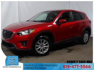 Used 2016 Mazda CX-5 GS|LUXE|AWD|TOITOUV|CUIR|SIEGCHAUF| for sale in Drummondville, QC