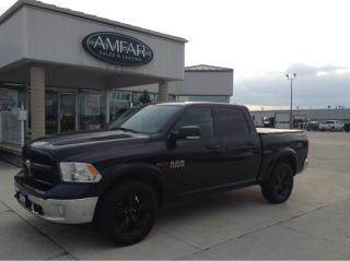 Used 2016 RAM 1500 Outdoorsman / CREW CAB / DIESEL / 4X4 for sale in Tilbury, ON