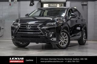 Used 2017 Lexus NX 200t SIGNATURE AWD; NULUXE CAMERA SIEGES CHAUFFANT CAMÉRA DE RECUL - SIÈGES AVANT CHAUFFANTS - BLUETOOTH - MAGS 17'' for sale in Lachine, QC