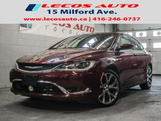 Used 2016 Chrysler 200 C for sale in North York, ON