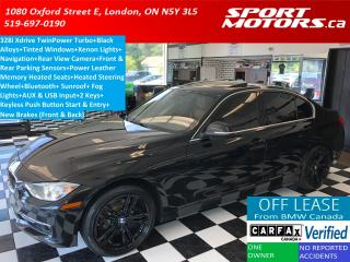 Used 2015 BMW 3 Series 328i xDrive+GPS+Camera+Sensors+Roof+New Brakes for sale in London, ON