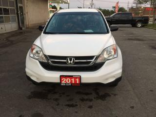 Used 2011 Honda CR-V 4 Dr Auto LX for sale in Etobicoke, ON