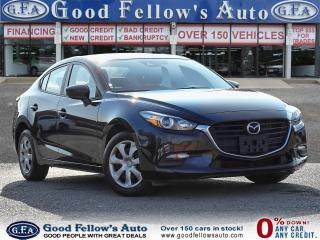Used 2018 Mazda MAZDA3 GX MODEL, REARVIEW CAMERA, 2.0L 4CYL, SKYACTIV for sale in Toronto, ON