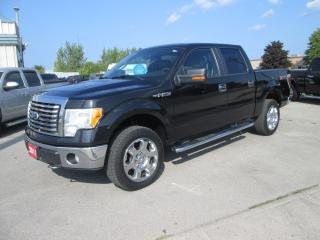 Used 2011 Ford F-150 XTR 4X4 CREWCAB for sale in Hamilton, ON