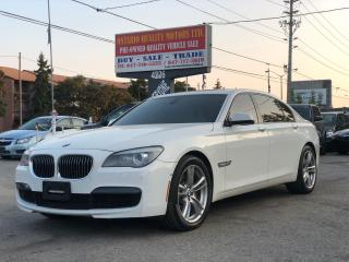 Used 2012 BMW 7 Series 750Li xDrive  LI/M SPORT M PKG NAVI,M VIEW CAM, for sale in Toronto, ON
