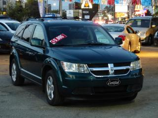 Used 2009 Dodge Journey 7 PASSENGER,SXT,NO-ACCIDENTS,FULL OPTION,AUTOSTART for sale in Mississauga, ON