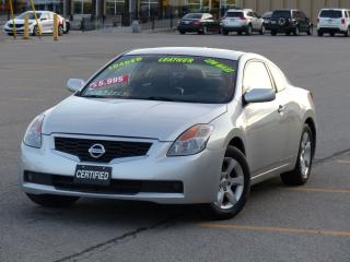 Used 2008 Nissan Altima 2.5 SL,LEATHER,PWR-OPTIONS,BOSE AUDIO,BLUETOOTH for sale in Mississauga, ON
